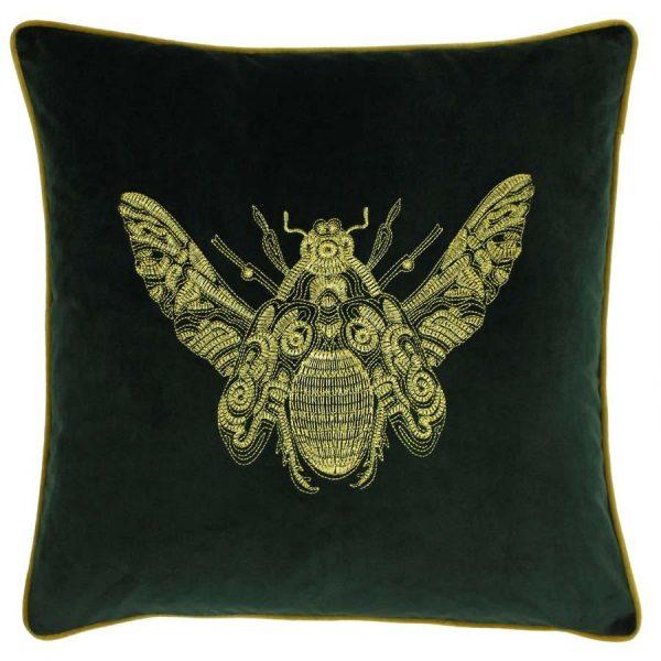 Cerana Cushion Emerald