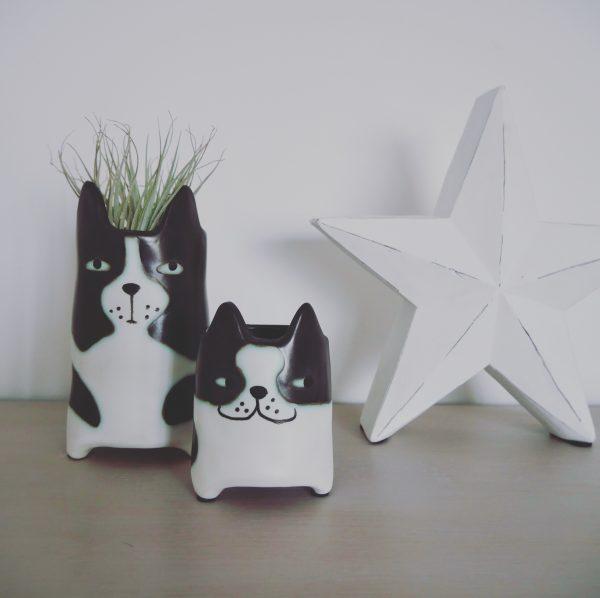 Cat Vase Small