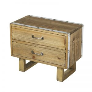 Mini Wooden Chest