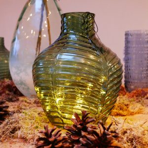 Green Kendra Vase