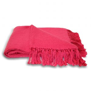Chiltern Throw Fuchsia