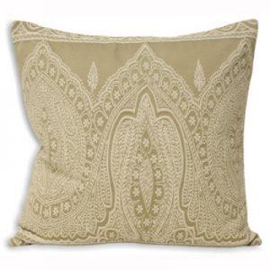 Paisley Cushion Linen