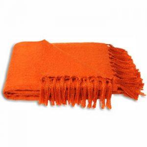 Chiltern Throw Orange