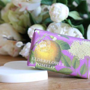 Elderflower & Pomelo Soap