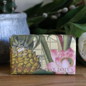 Pineapple & Pink Lotus Soap