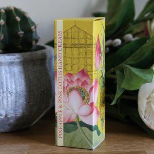 Pineapple & Pink Lotus Hand Cream