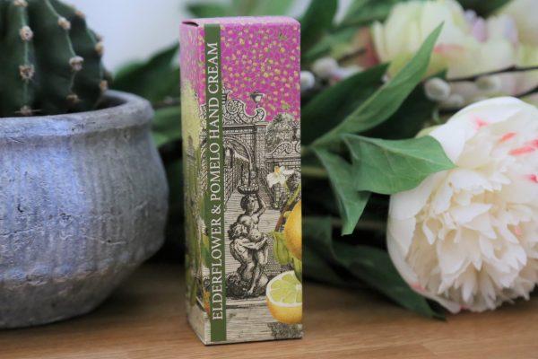 Elderflower & Pomelo Hand Cream