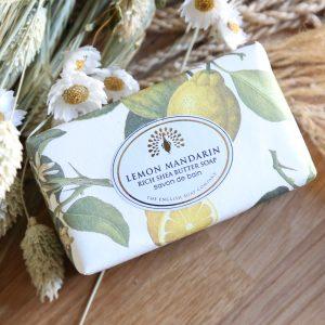 Vintage Lemon & Mandarin Soap