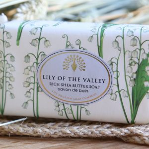 Vintage Lilly of the Valley Soap