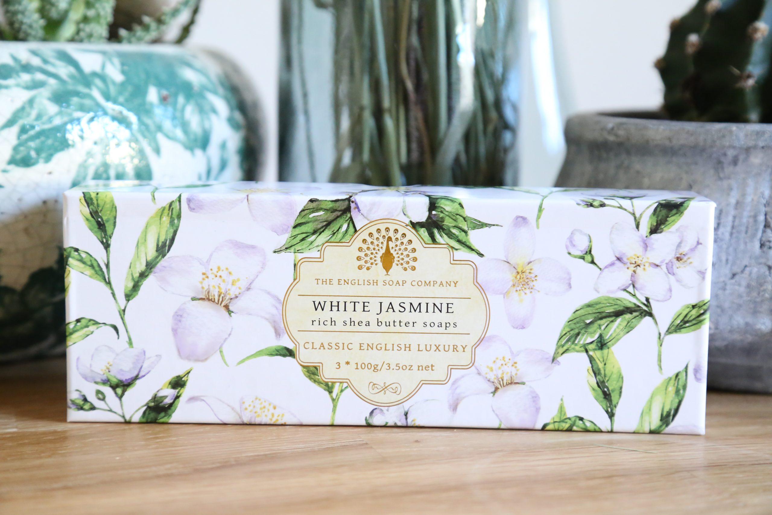 White Jasmine Gift Soap