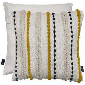 Natural Cushion Ochre